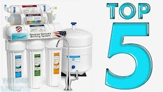 TOP 5 Best Drinking Water Filter System of 2019 💧 Water Filtration Systems ✔️