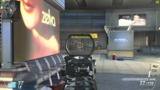 Call of Duty Black Ops 2 nuke TDM 34-1 Express