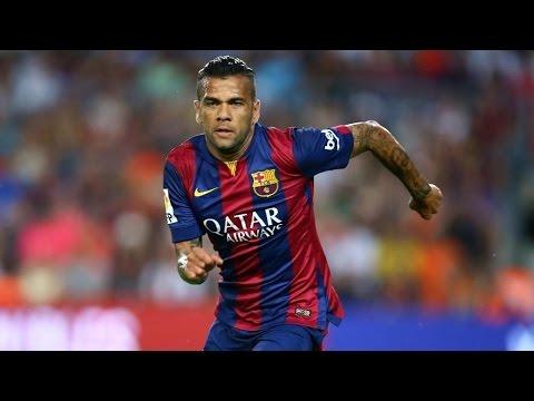 Dani Alves All 13 Goals FC Barcelona-Liga BBVA-HD