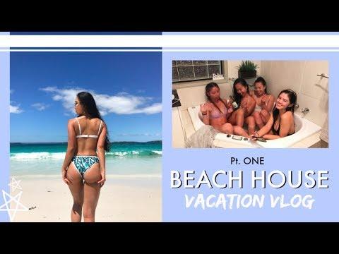 Carpool Karaoke, Day Drinking, BBQ // BEACH VACATION Pt. 1 | THERESATRENDS
