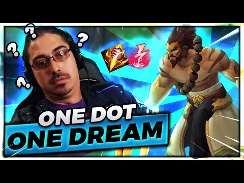 ALL I NEED IS ONE DOT!! | LETHALITY DYR JUNGLE - Trick2G