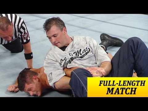 FULL-LENGTH MATCH - WWE Superstars - Shane McMahon vs. Cody Rhodes