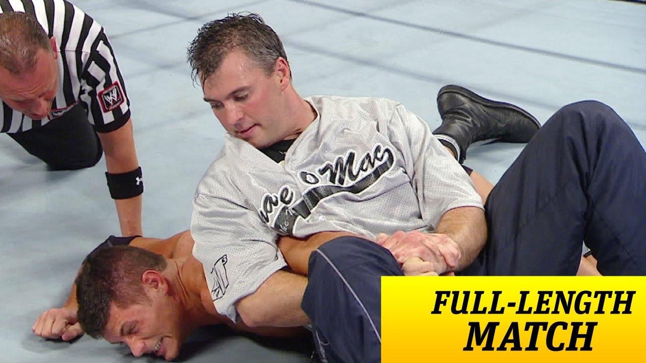 Watch – Shane McMahon Vs. Cody Rhodes