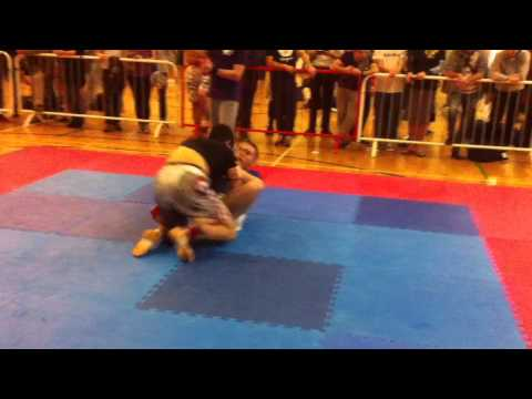 Alex Feary Grapple Nation Finals