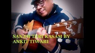 Sanam Teri Kasam - Ankit Tiwari |Acoustic guitar  Lead lesson  by Sudarshan