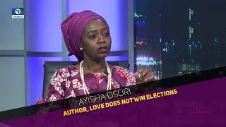 EXCLUSIVE: Ayisha Osori Talks About Love And Politics With Okey Bakassi | Feb. 22 2018