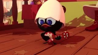 Disney Junior | Calimero | Banjo'nun Kralı Calimero