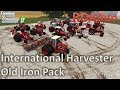 International Harvester Old Iron Pack - Farming Simulator 17 Mod Review