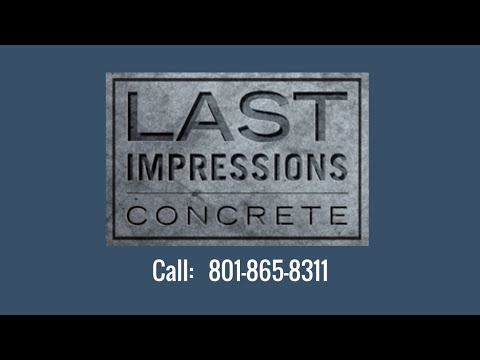 Concrete Contractor West Jordan Utah - 801-865-8311