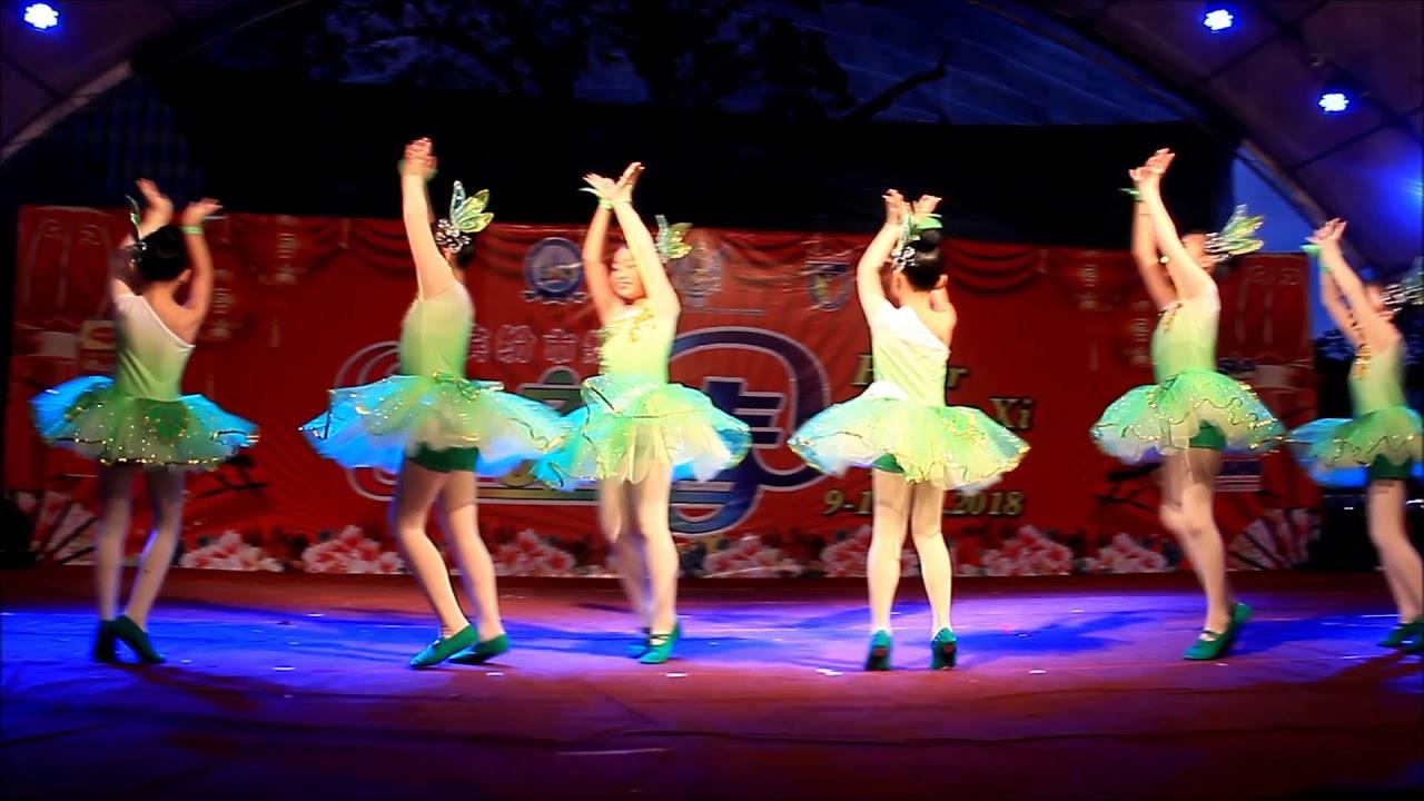 茉莉花舞蹈(Jasmine Flower Dance)