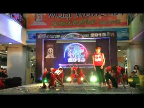 The most wanted Cover Exo [Performance 2] -Pantip cover dance contest 2013 @Pantip bangkapi