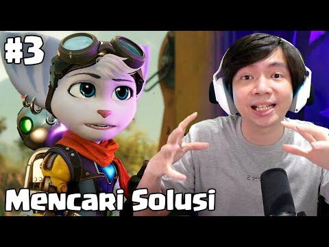 Rivet Mencari Solusi – Ratchet & Clank : Rift Apart Indonesia – Part 3