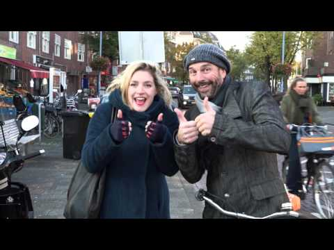 How to Cycle Like the Dutch in Amsterdam