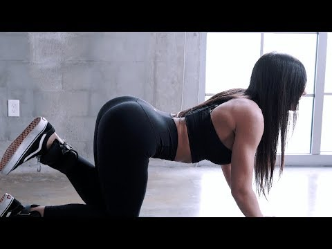 How To GROW Your GLUTES ( WORKOUT )