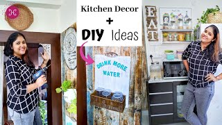 Amazing Ideas to Decorate Your Kitchen + DIY Ideas / Kitchen Decorating Ideas