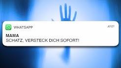 VERSTECK dich SOFORT! | Whatsapp Chat Hochformat