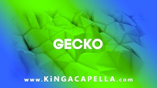 Oliver Heldens X Becky Hill - Gecko (Overdrive) [Studio Acapella]