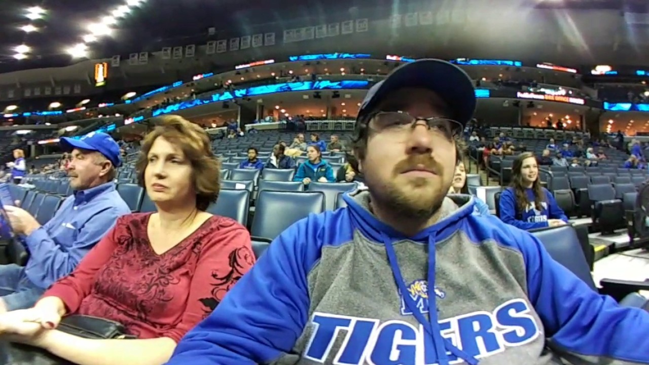 Memphis Tigers Basketball 360! - YouTube
