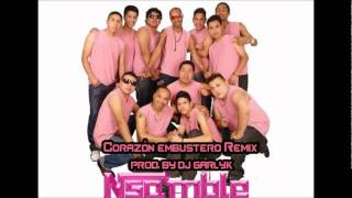 Corazon Embustero - N'Samble (Salsa Remix) [Prod. by DJ Garlyk]