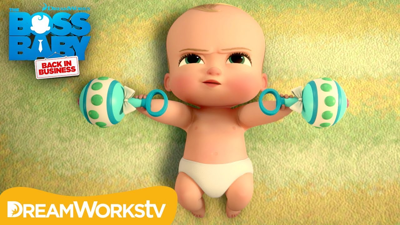 Season 3 Trailer Boss Baby Back In Business Youtube