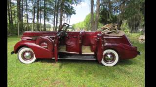 1938 BUICK PHAETON 40 C ***FOR SALE***