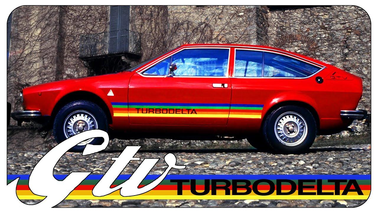 Alfa's First Turbo