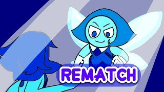 Aquamarine Vs Lapis Lazuli Rematch Fan Animation