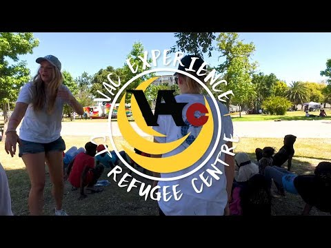 Refugee support internship in Cape Town, South Africa