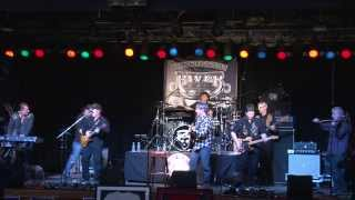"Tennessee River Alabama Tribute Band Performs ""Born Country"" At American Cancer Society Benefit"
