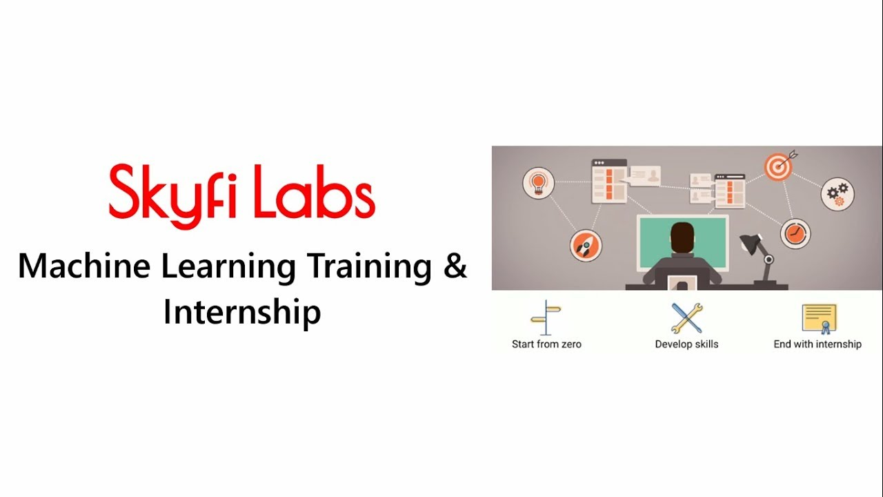 Machine Learning Training & Internship from Skyfi Labs ...