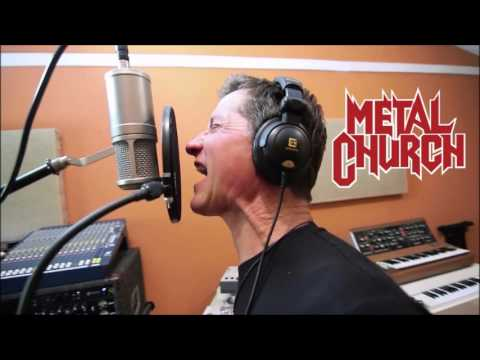 METAL CHURCH, Mike Howe & Jeff Plate @ALCATRAZ 2016 interview (part1) by Mattias (part1)