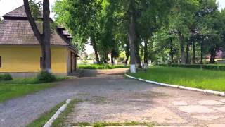 видео Парк та палац барона Перені у м. Виноградів