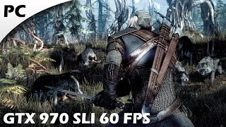 The Witcher 3: Wild Hunt | PC Gameplay #2 I 1080p 60 FPS