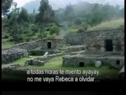 Rebeca - Arturo Zambo Cavero (Peru Kraoke)