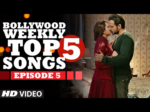Bollywood Weekly Top 5 Songs | Episode 5 | Latest Hindi Songs | T-Series