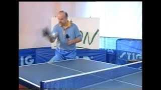 Анатолий Амелин - видео-уроки настольного тенниса