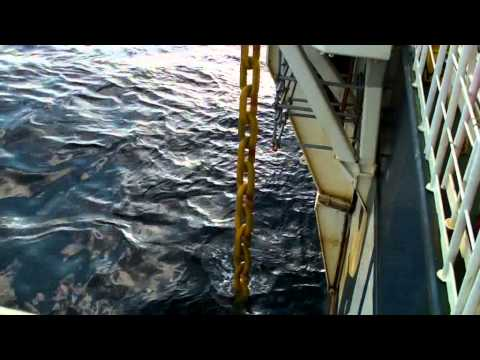 Jumbo Offshore: The Cascade Project - Riser installation (extended film)