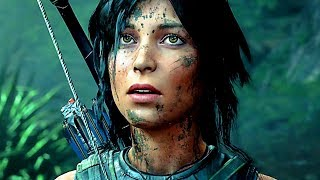 SHADOW OF THE TOMB RAIDER: Combat Gameplay Trailer (2018) PS4