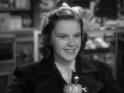Judy Garland -  Carolina In The Morning (1955)