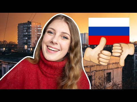 LIVING IN MOSCOW: pros and cons