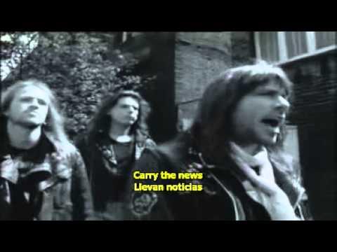 Bruce Dickinson - All The Young Dudes (Subtitulado Español)
