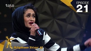 Afghan Star S11 - Episode 21 - Top 5