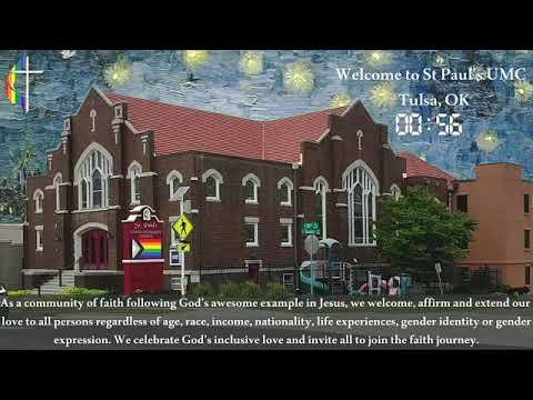 Sunday Worship 9/13/2020