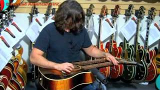 "HUMP DAY PHIL X VID! ""Jack Penewell Twin-Six"" Double Neck Lapsteel 01087.m4v"