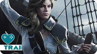 SKULL AND BONES Extended Trailer (2018) E3 2017