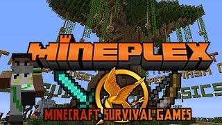 Minecraft - Gold Sword Attack - Hunger Games Thumbnail