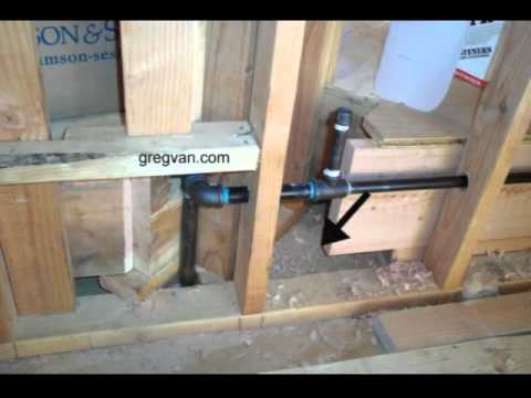 Gas Pipe Layout Problem - Poor Plumbing Planning Creates Difficulties