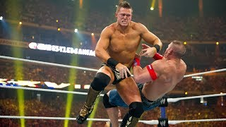 The Miz vs. John Cena - WWE Championship Match: WrestleMania 27