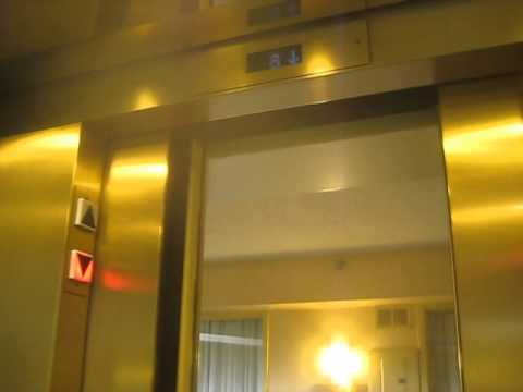 Montgomery Traction Elevators At Embassy Suites Dallas Love Field Airport