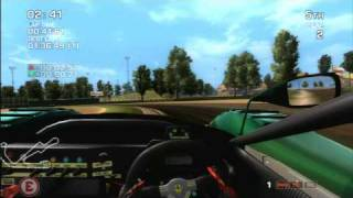 Classic Game Room HD - FERRARI CHALLENGE for PS3 review pt2